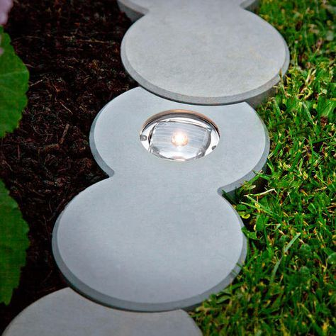 Bio Rasenkante Rasenkantensteine 22 X 10 X 5 5 Cm 12er Set Inkl Schlussstein Granitgrau Rasenkantensteine Rasenkanten Garten Platten