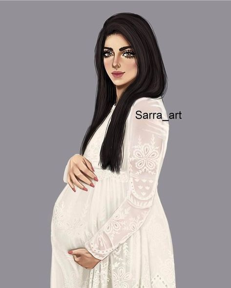 Uploaded By Koka Find Images And Videos About Pregnant On We Heart It The App To Get Lost In What You Love Mother Daughter Art Girly M Sarra Art