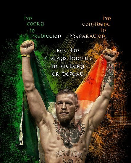 The Notorious Conor Mcgregor Holding Up The Irish Flag After A Victory This Design Combines Grunge Elements Notorious Conor Mcgregor Irish Flag Conor Mcgregor