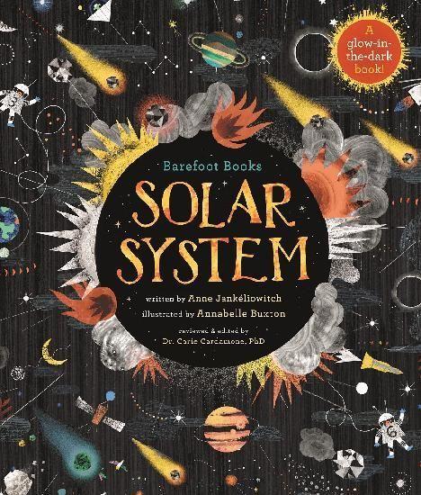 Barefoot Books Solar System, Hardcover