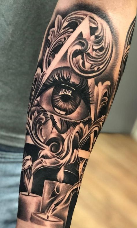 Tattoo for men on arm ideas inspiration half sleeves 25 ideas for 2019