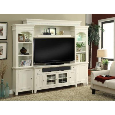 """Calila Entertainment Center for TVs up to 72"""""""