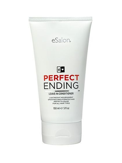 eSalon Perfect Ending Leave In Conditioner A dollop of this