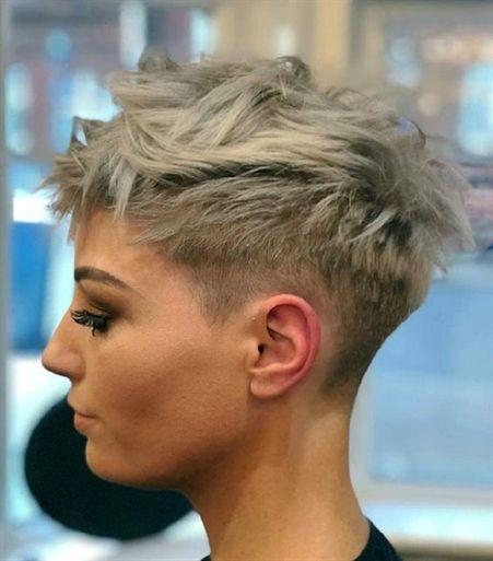 Frisuren Fur Damen Frisuren Stil Haar Kurze Und Lange Frisuren Kurzhaarschnitte Pixie Haarschnitt Kurzhaarfrisuren