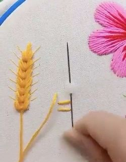 Amazing techniques and ideas about embroidery and stitching.