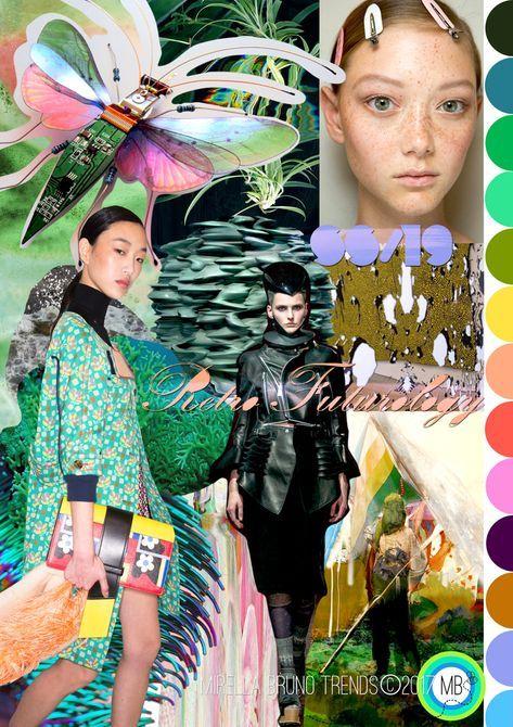 Summer Ideas For Kids 2020 ☆Retro Futurology SS/19   Mirella Bruno Print Pattern and Trend