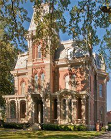 Woodruff Fontaine House -   Memphis, TN