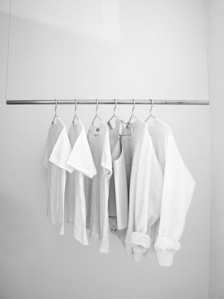 Pin By Roar212 Com On Roar212 Com Clothing Rack White Style