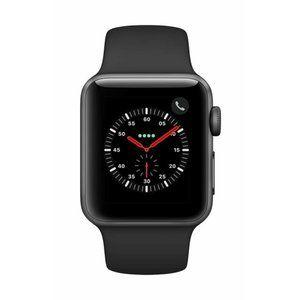Apple Watch Series 3(GPS + Cellularモデル)- 38mmスペース ...