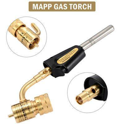 Torch Welding Tool Plumbing Soldering Mapp Propane Brass Stainless Steel New In 2020 Welding Tools Stainless Steel Screws Welding