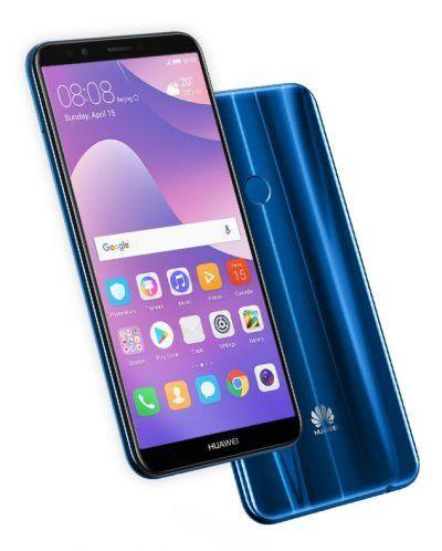 Huawei Y7 prime 2018 Mystic blue color Price in Pakistan
