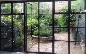 Image Result For Aluminium Crittall Style Windows Kitchen Patio Doors Windows And Doors Patio Doors