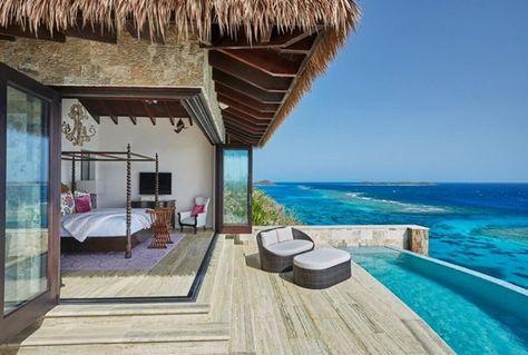 Piscinas Increíbles Para Soñar Terrazas Casas De Playa