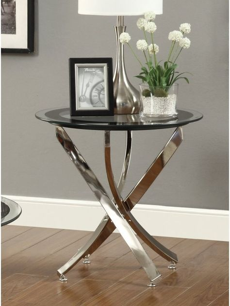 27 Surprisingly Inexpensive Pieces Of Furniture Contemporary End Tables Glass Top End Tables Glass End Tables