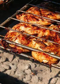 luau recipes - hawaiian bbq chicken