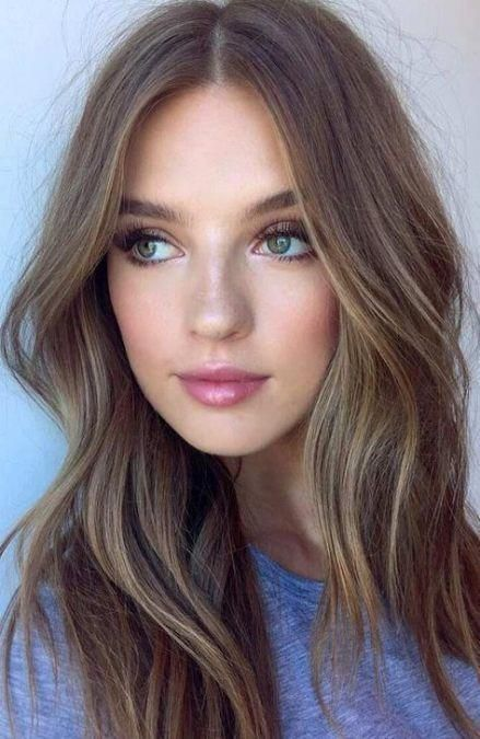Ash Brown With Green Eyes Google Search Hair Color For Fair