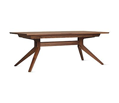 Cross Extension Table Dining Table Design Modern Dining Table