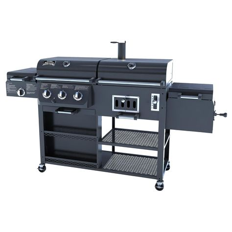 Smoke Hollow 4 In 1 Combo Grill Sam S Club