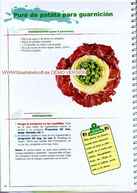 Pin De Mar En Thermomix Cocina Sana Y Facil Recetas De Thermomix Bebidas Saludables
