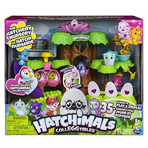 6037073 Hatchimals /à Collectionner Arbre de Collection