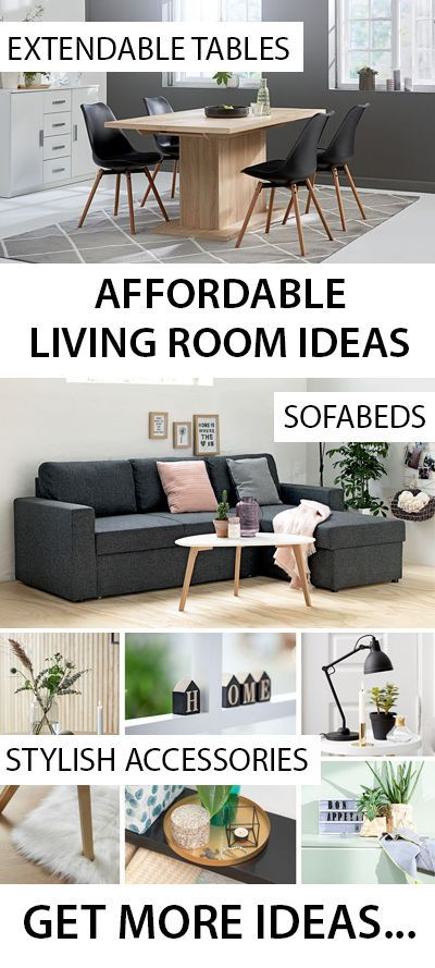 Affordable Living Room Furniture Ideas With Jysk From Choosing A Sofabed To An Extendable Affordable Living Room Furniture Furniture Affordable Living Rooms