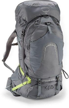 Osprey Atmos Ag 65 Pack Men S Rei Co Op Osprey Atmos Best Hiking Backpacks Top Backpacks