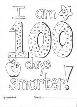 100th Day Of School Kindergarten Worksheets 100 Days Of School