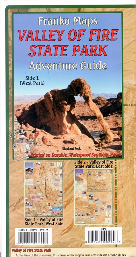 Valley of Fire State Park Adventure Guide