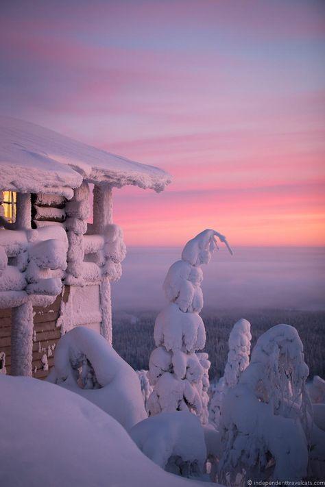 Visiting Finland in Winter: Top 23 Winter Activities in Finland