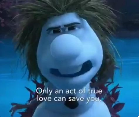 Olaf's short story