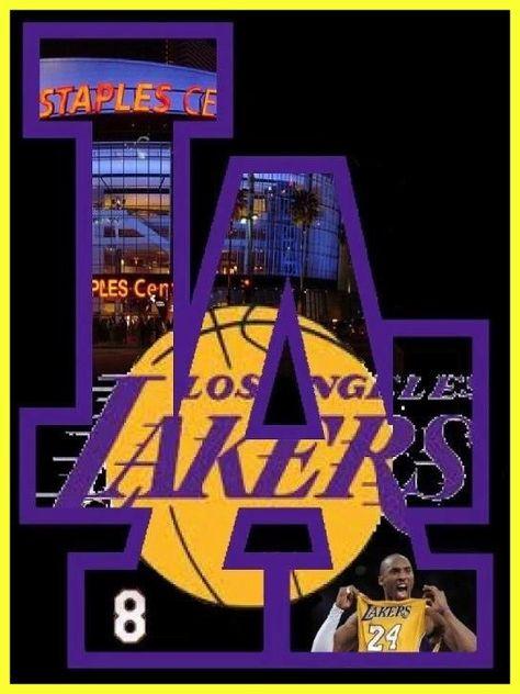 Los Angeles LA Lakers #FlairHair #COnceptOneAccessories