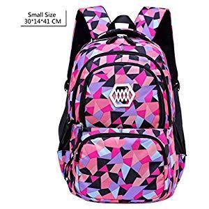 neueste Kollektion strukturelle Behinderungen gut School Backpack Schoolbag Satchel Girl School Backpack ...