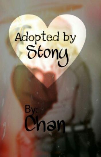 Adopted by Stony (Tony x Steve) (Avengers) (Reader Insert) | Marvel