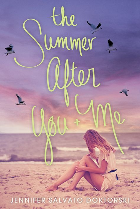 The Summer After You and Me (eBook)