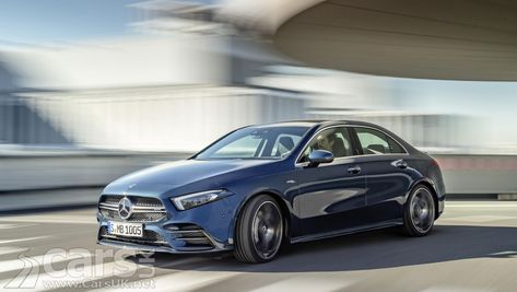 Mercedes Amg A35 Now It S A Saloon Too Mercedes Amg New