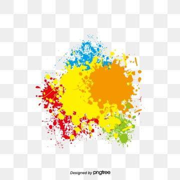 Color Ink Droplets Graffiti Splash Graffiti Color Splash Png Transparent Clipart Image And Psd File For Free Download