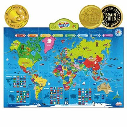 touch and learn usa map Educational Interactive Stem Talking Usa Map For Kids Touch And