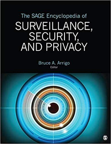The Sage Encyclopedia Of Surveillance Security And Privacy Ebook Ebook Physics Textbook Surveillance