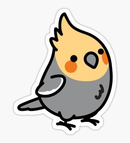 Birdhism Shop Cute Stickers Cute Drawings Aesthetic Stickers