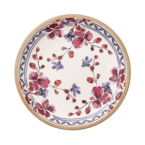 Villeroy Boch Artesano Provencal Bread Butter Plate Lavender