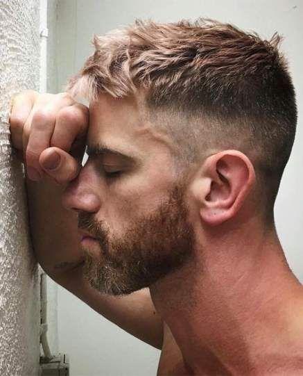 Trendy Hair Men Ideas Beard Styles 21 Ideas Faded Hair Short Fade Haircut Mens Hairstyles Short