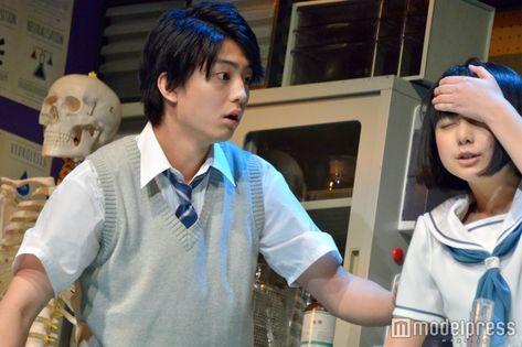 【健太郎/モデルプレス=2月7日】俳優の健太郎が7日、東京グローブ座で行われた舞台「続・時をかける少女」の通し稽古(ゲネプロ)に臨んだ。<br />