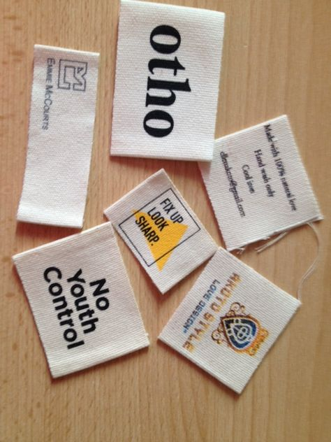 100% cotton labels. http://www.woven-printed-garment-labels.com/printed-cotton-labels/ #CottonLabels, #Labels, #Tags, #CustomCottonLabels, #WovenCottonLabels, #CustomWovenLabels, #GarmentLabels, #BrandGarmentLabels, #DesignerClothingLabels, #WovenDesignerClothingLabels,