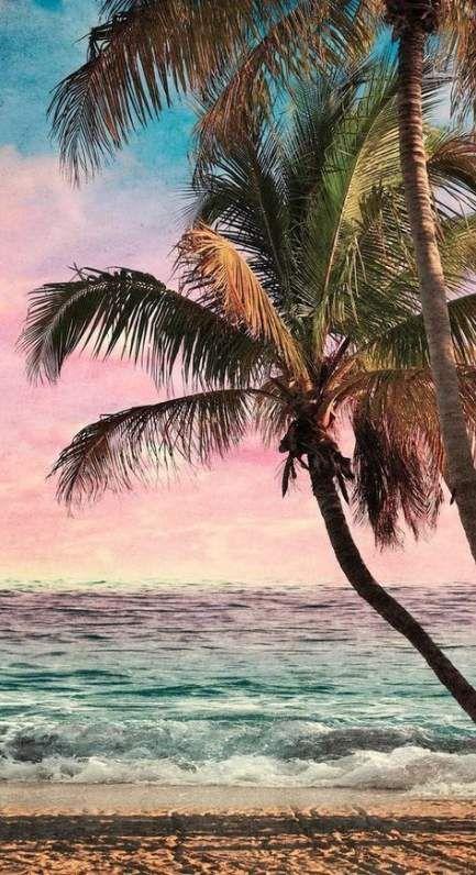 35 Ideas Travel Wallpaper Desktop Backgrounds Palm Trees Wallpaper Iphone Summer Beach Wallpaper Iphone Iphone Wallpaper Tropical