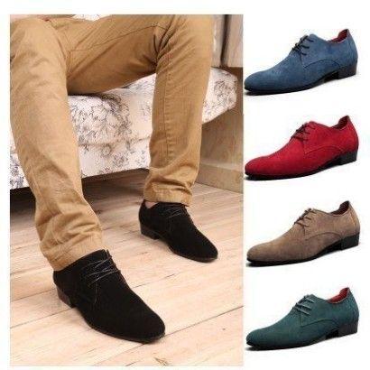 6f93932e8 sapato camurça masculino modelos sociais | CLÉO LENDOYE/ Sapatos ...