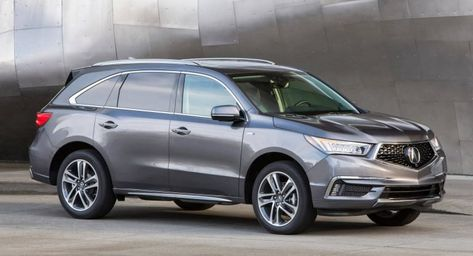 2020 Acura Mdx Launches With 44 400 Starting Price Mdx Sport Hybrid From 52 900 Avtomobili