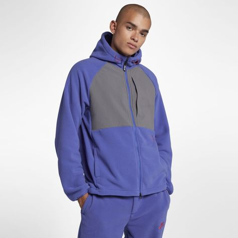 da55330676ceb Nike SB Winterized Men s Full-Zip Skate Hoodie Size