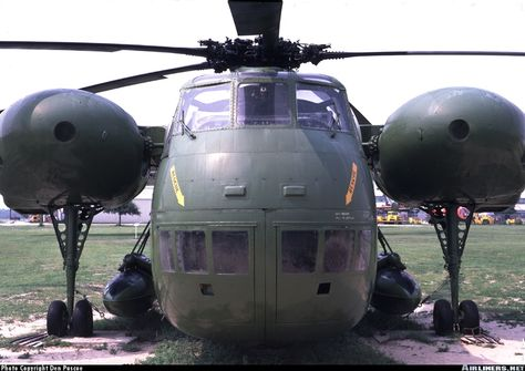 Sikorsky CH-37C Mojave (S-56) aircraft picture