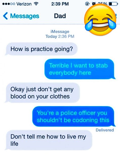 Oops, Wrong Person! 40 Hilarious Texts Kids Accidentally Sent to Their Parents