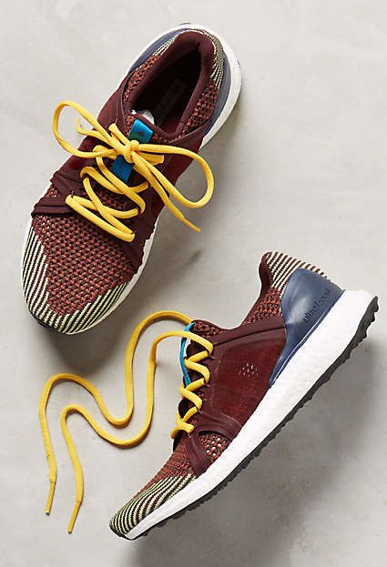 Adidas by Stella McCartney Ultra Boost Knit Sneakers #anthrofave